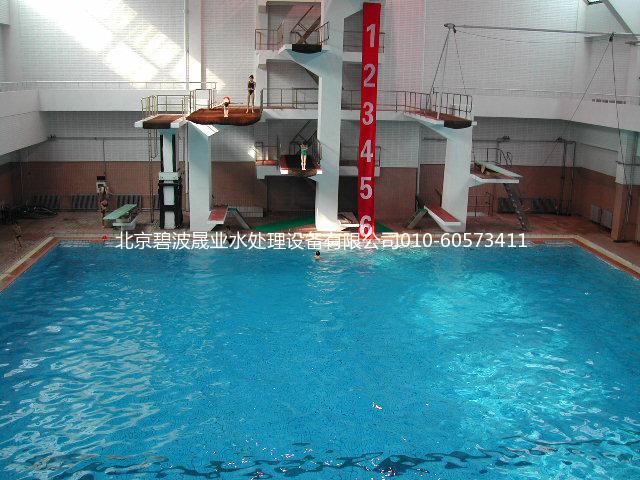 锦州北大附属中学游泳馆设备--点击了解更多
