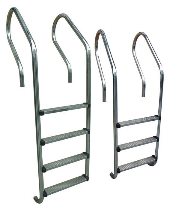 泳池设备——不锈钢扶梯
