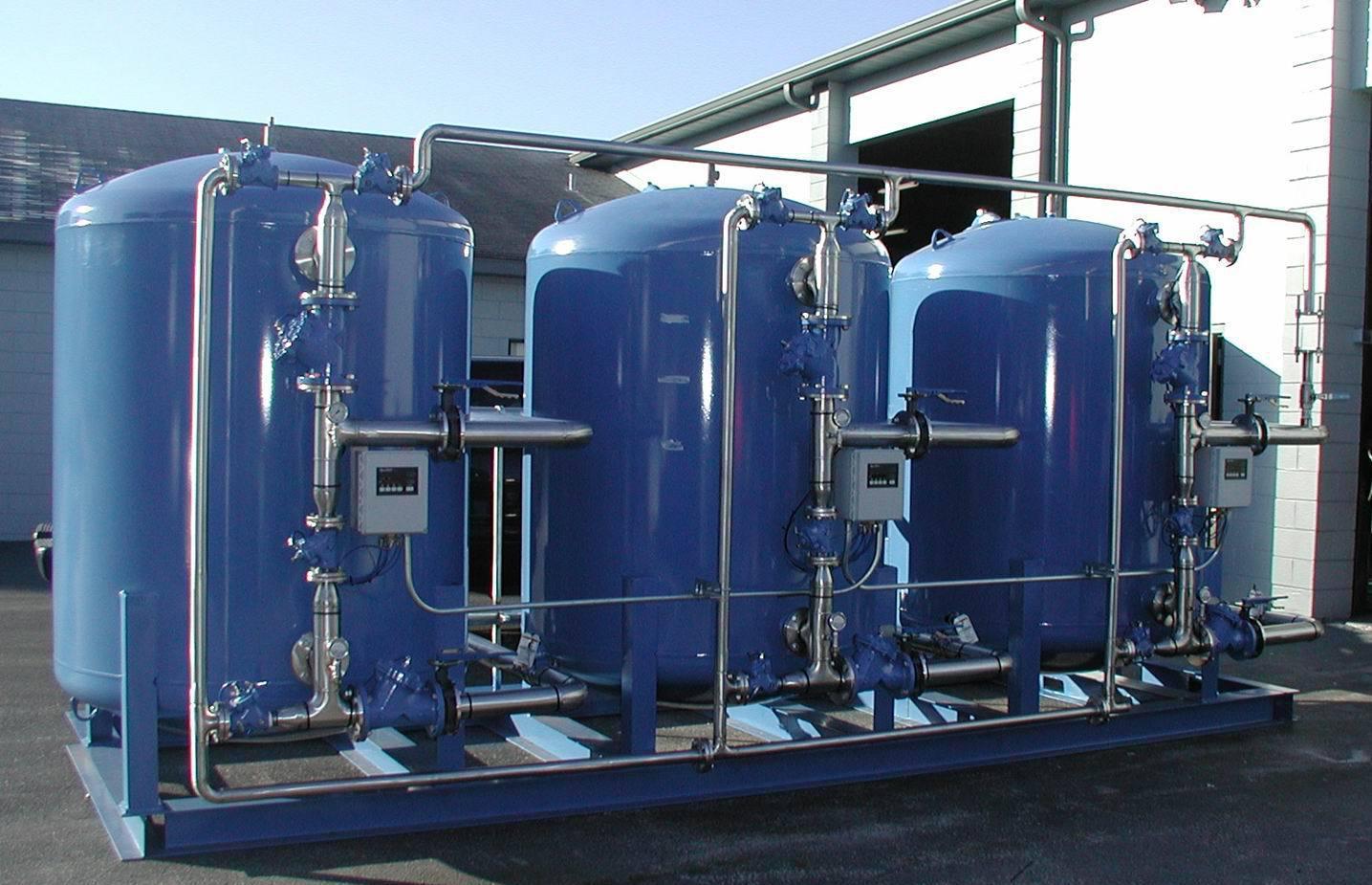 井水净化应用实例