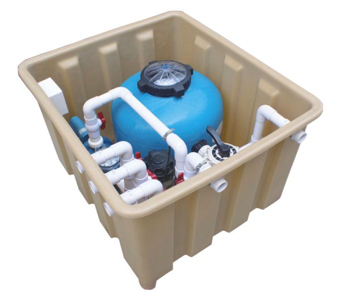 雨水回水处理系统