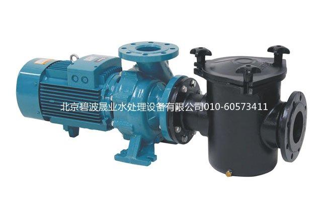专业泳池泵 单叶轮离心泵