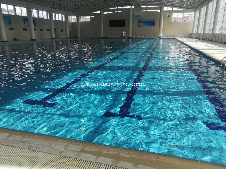 青海油田游泳馆项目于2018年3月正式交付