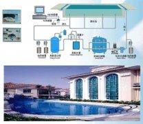 碧水庄园私人家庭泳池水处理工程--点击